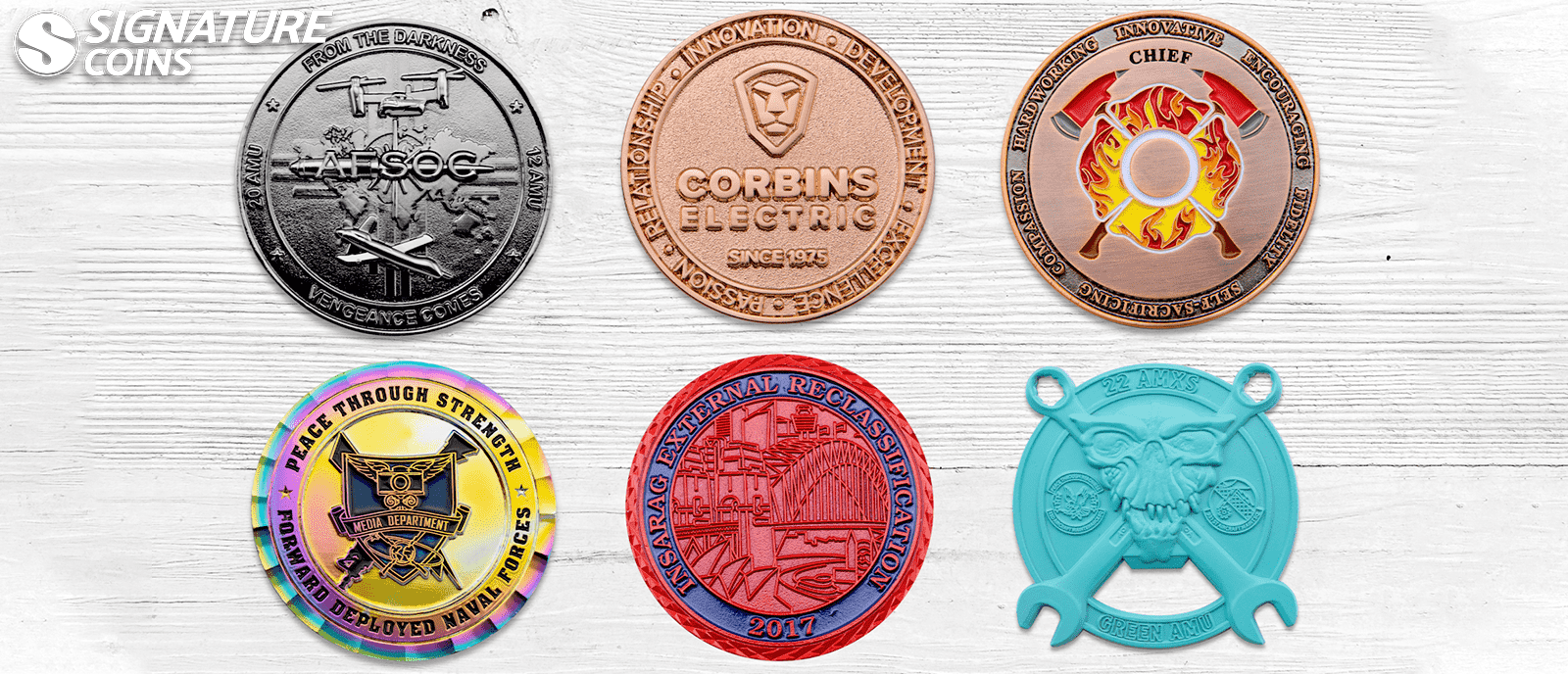 challenge coin plating