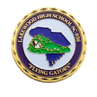Lakewood High School Challenge Coin