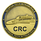 CRC georgia tech college coin