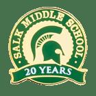 SALK Middle School Pin