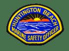 Huntington Beach Safety Officer Patch