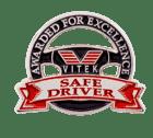 Vivtek Safe Driver Safety Pin