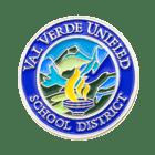 Val Verde Unified School Pin