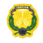 chaplain hat patch