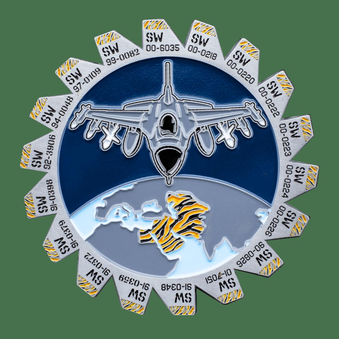 custom air forces