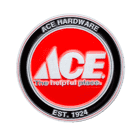 ACE Hardware Company Challenge Coin Back