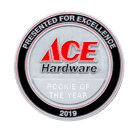 ACE Hardware Company Challenge Coin Front