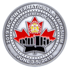 IACA International Association Crime Analysis Coin front