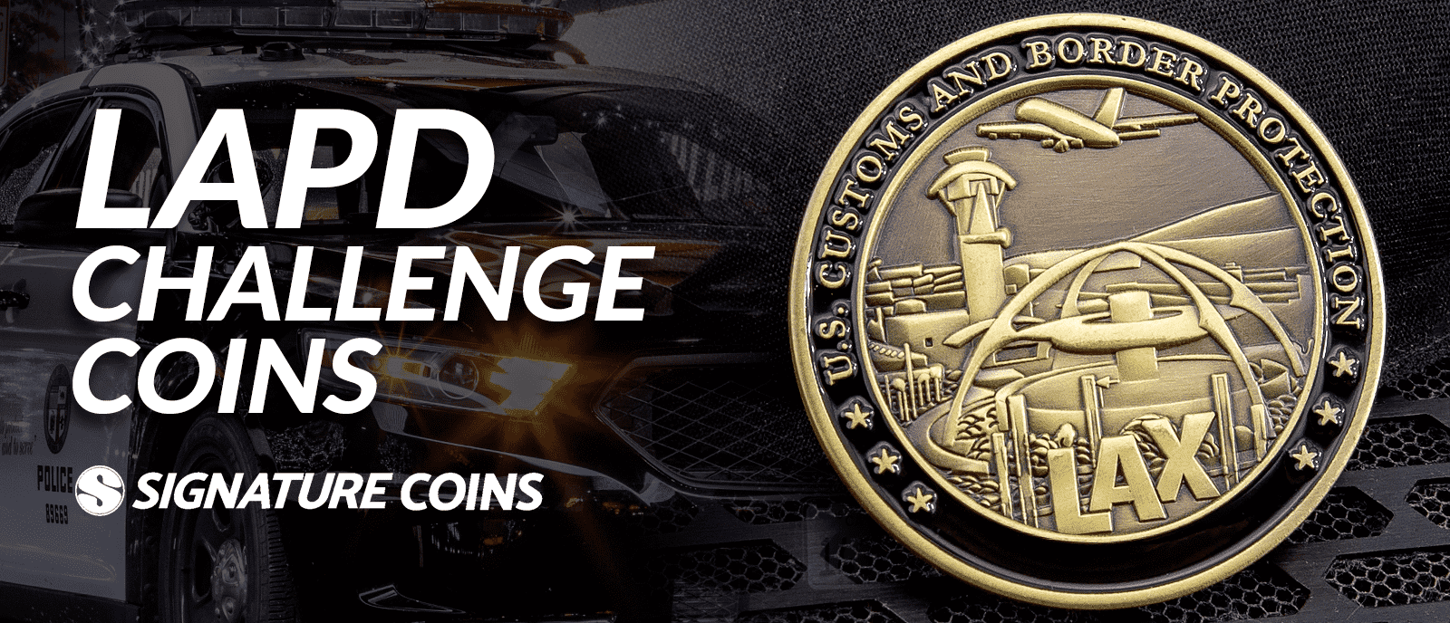 LOS ANGELES POLICE DEPT AIR SUPPORT DIVISION CHALLENGE COIN