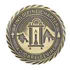 Kings Pine Chapter Religious Challenge Coin front