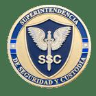 Republica Argentina Challenge Coin back