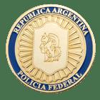 Republica Argentina Challenge Coin front