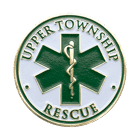 Upper Township Rescue Challenge Coin Front