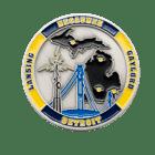Detroit Lansing Necaunee EMS front