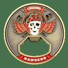 Cherne Rangers Marine Challenge Coin