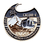 Escuadron Escorpion Colombia Bottle Opener back