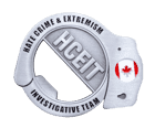 HCEIT Canada Challenge Coin Front