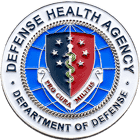 Defense Health Agency - Health Informatics Challenge Coin back