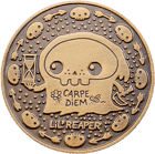 Lil Reaper Challenge Coin front