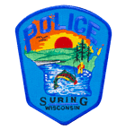 Police Suring Wisconsin Patch