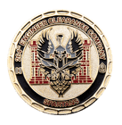 264th Engineer Clearance Company Challenge Coin front