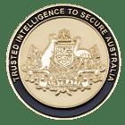 Washington Liaison Office Organization Challenge coin back