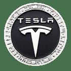 Orlando Castaways Tesla Challenge Coin Back
