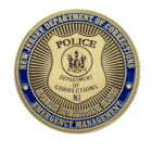 New Jersey Department of Corrections front