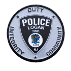 New Jersey Police Logan Challenge Coin front