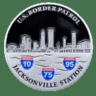 Jacksonville Boarder Patrol back
