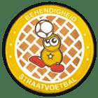 Behendigheid-sttraatvoetbal-heattransfer-phoot-patch