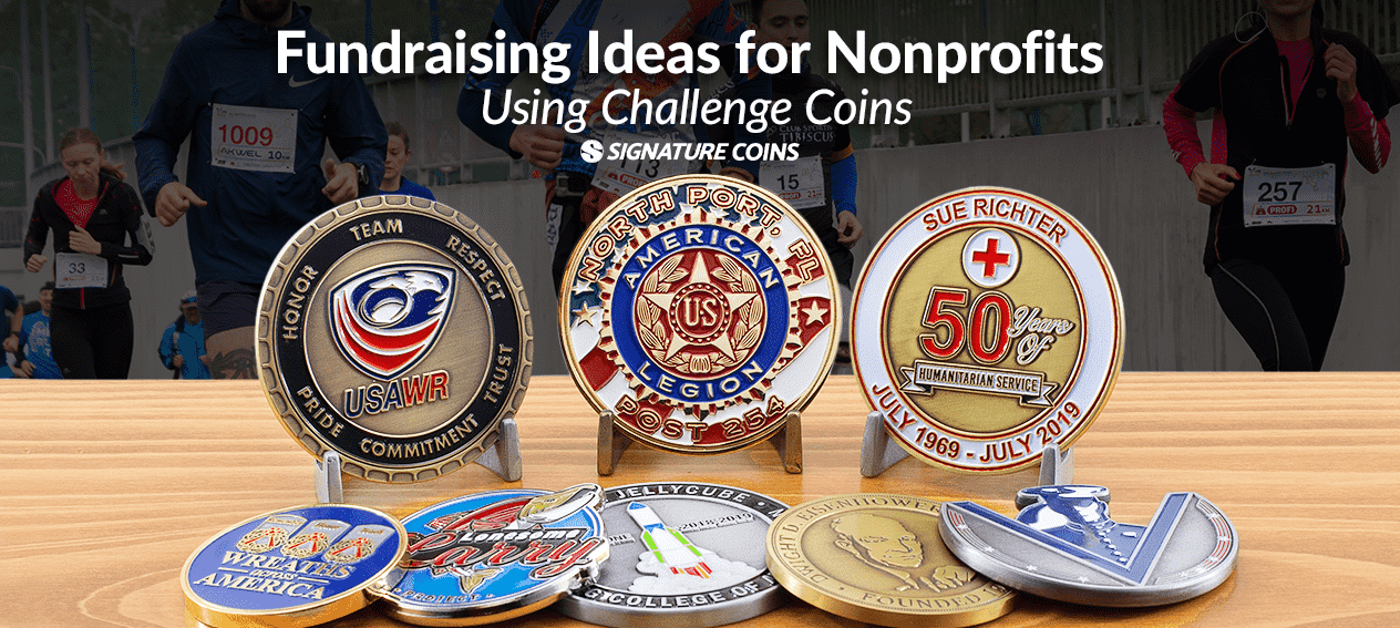 /fundraising-ideas-for-nonprofits-using-challenge-coins