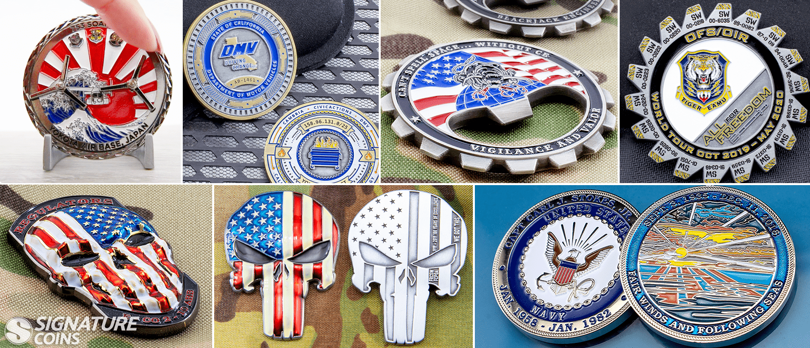 How Long Does It Take to Make a Challenge Coin - Spinner - bottle opener - custom edge - 3D coin - translucent