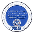 FEMA Covid Coin Back