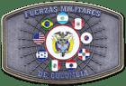 Fuerzas Militares de Colombia Challenge Coin Front