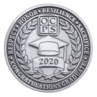 Orange County Public Schools Challenge Coin Front