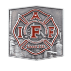 INTL association Firefighters Challenge Coin front