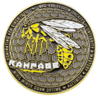 Rampage Challenge Coin Front
