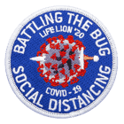 Battling the Bug - Covid-19 patch by signature patches