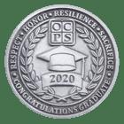 Orange County Public Schools Challenge Coin Front