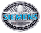 Los Angeles Intl Airport - Siemens - Translucent - AS - Rope Coin Front