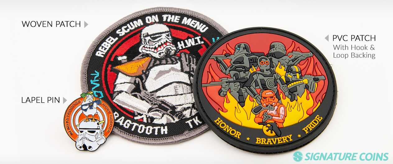 SignatureCoins-501st-Coins-patches-pin