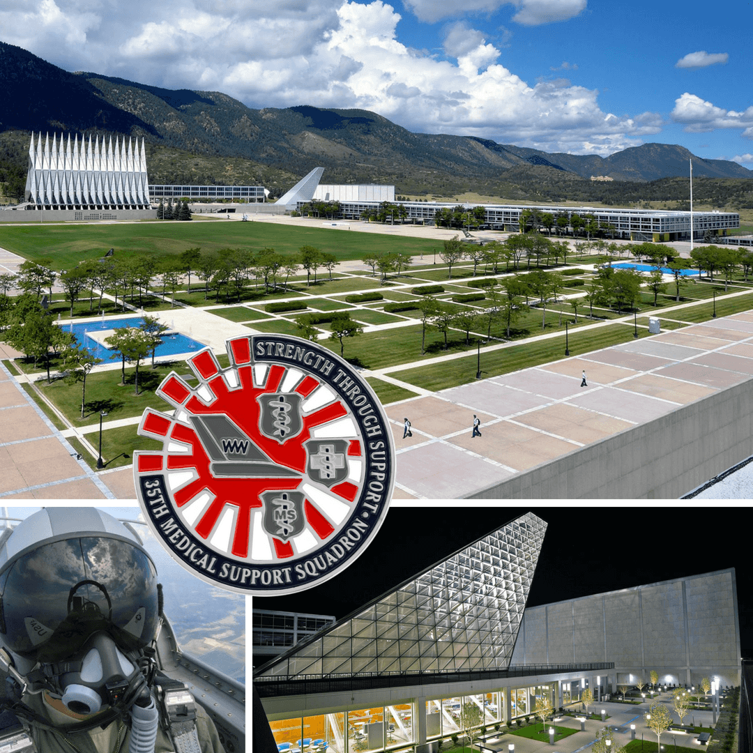air-force-academy-coin-collage
