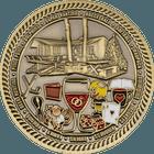 James Robert Proebsting Commemorative Coin Side 2