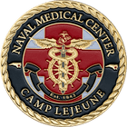 Naval Medical Center Camp Lejeune Challenge Coin