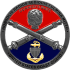 U.S. Coast Guard Gunner's Mate Challenge Coin