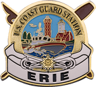 U.S. Coast Guard Station Erie Challenge Coin