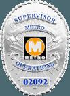 Supervisor Metro Operations