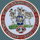 San Diego Fire Rescue Coins