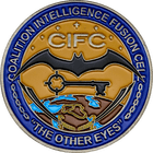 Coalition Intelligence Fusion Cell Challenge Coin